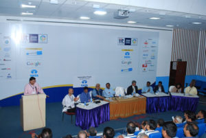 Innovation Panel at IIT 2008