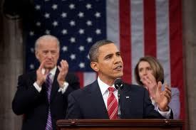 India figures twice in State of the Union. President Obama