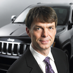 Mike Manley, CEO of Jeep