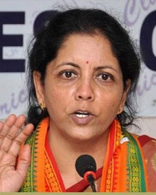 Nirmala Sitharaman, Minister for Commerce and Industry