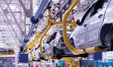 Ford Motor Plant in Chennai