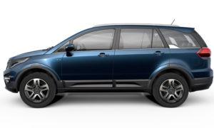 Tata Hexa a Crossover SUV