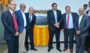 Inauguration of DSM's Research and Technology Center in Pune