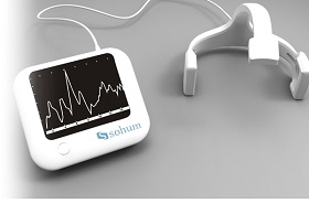 Sohum Early Hearing Screening device