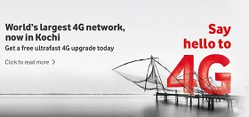 Vodafone Advertisement