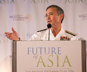 Dinner Keynote by Admiral Harry Harris
