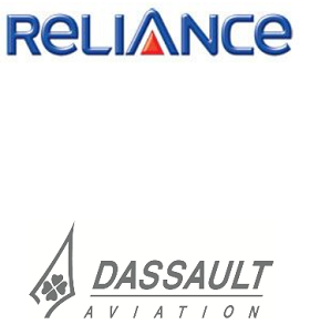 Reliance and Dassault Aviation