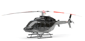 Bell 407GXP Helicopter