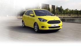 Ford's Ka+