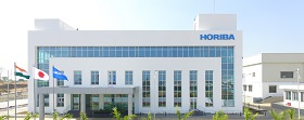 Horiba's Tedhnical Center at Pune, India