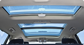 Inteva Panoramic Roof Systems