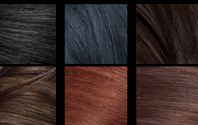 Revlon Hair Colors