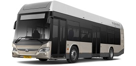 Fuel Cell Bus by Tata Motors