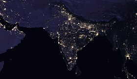 Night Lights India 2016