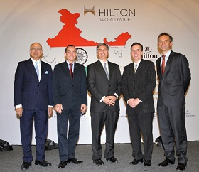 Hilton Expansion in India Group