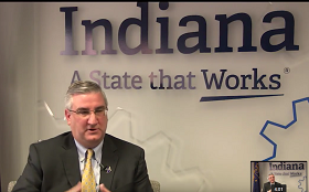 Indiana Gov Holcomb