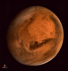 Regional dust storm activities over Northern Hemisphere of Mars - captured by Mangalyaan's color camera