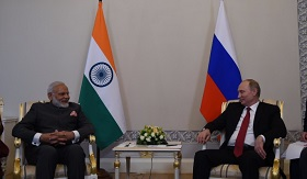 PM Modi and President Putin