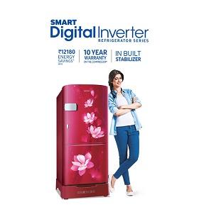 A Samsung Refrigerator