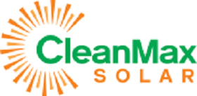 CleanMax Solar Logo