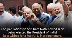 Ram Nath Kovind Wins Election