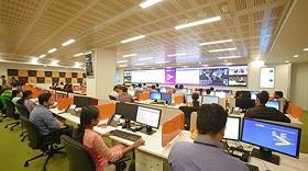 Accenture's Cyber Fusion Center