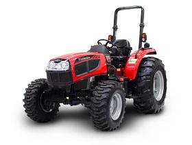 A Mahindra Tractor