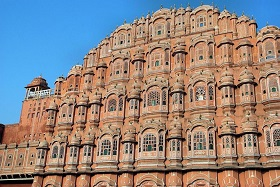 Architecture in Jaipur
