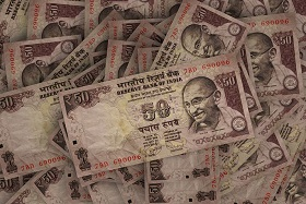 Rs. 50 currency notes