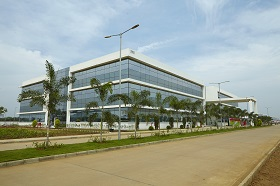 Danfoss' Factory in Chennai