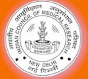 Logo of Indian Council of Medical Research