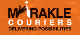 Logo of Mirakle Couriers