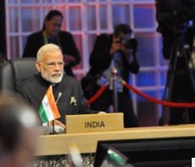 PM Modi at Asean-India Summit Nov 2017