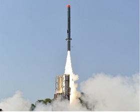Sub-sonic missile