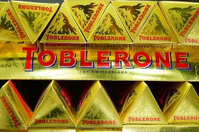 Toblerone by Mondelez