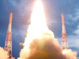 Chandrayaan 1 Lift Off